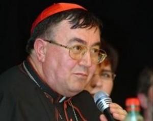 Cardinal Vinko Puljic - Abp. of Sarajevo -                       2009